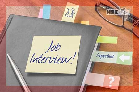 تدوین رزومه و فنون مصاحبه موفق در HSE