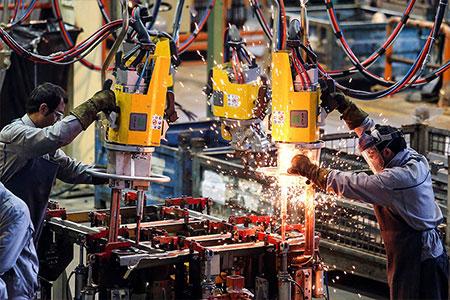 پکیج مستند آشنایی با فرآیندهای تولید صنایع