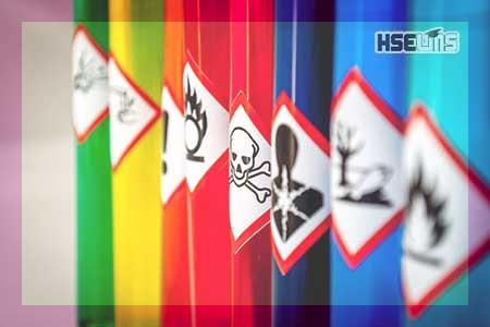 ایمنی مواد شیمیایی