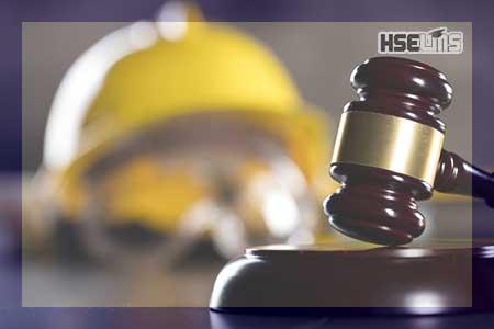 آشنایی با قوانین و مقررات HSE